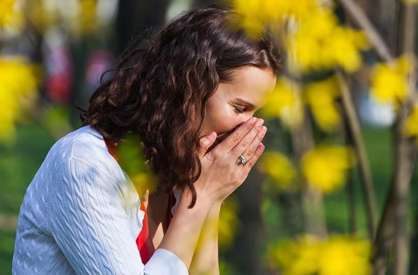 ҳомиладорлик ва аллергия