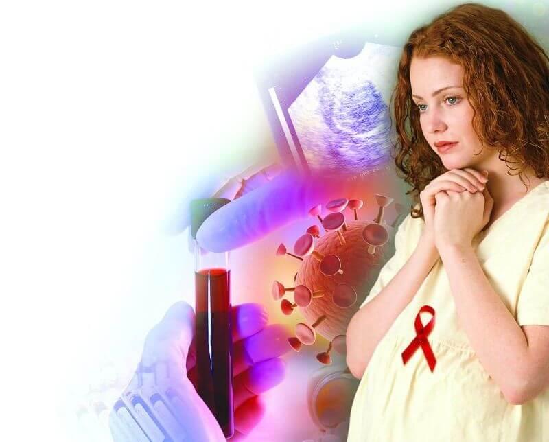 передача ВИЧ от матери к ребенку